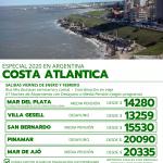 Costa Atlántica Arg – Turismo Tais